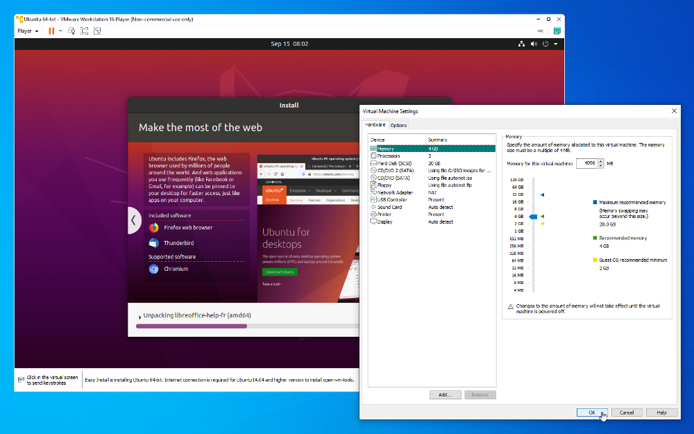 Vmware Workstation Player For Mac To Run Linux