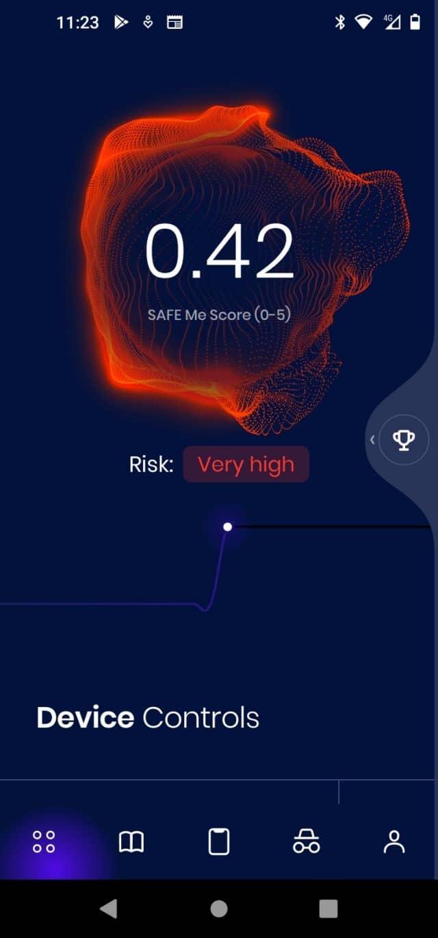 SAFE Me app