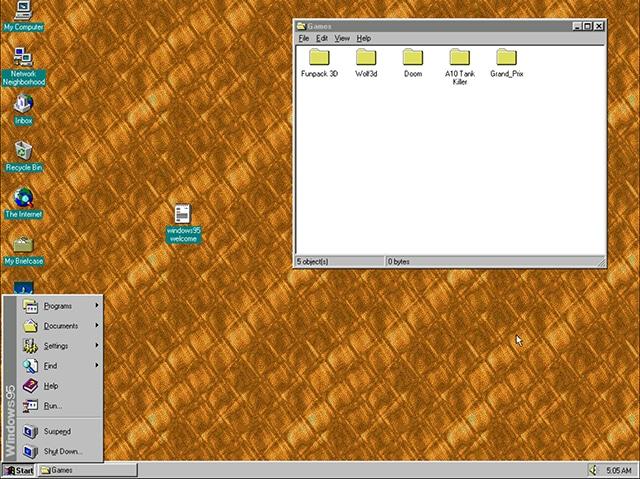Η νέα έκδοση των Windows 95 εκτελείται σε Windows, macOS και Linux, με ειδικές εκδόσεις για συστήματα που βασίζονται σε ARM! Πως θα την κατεβάσετε!