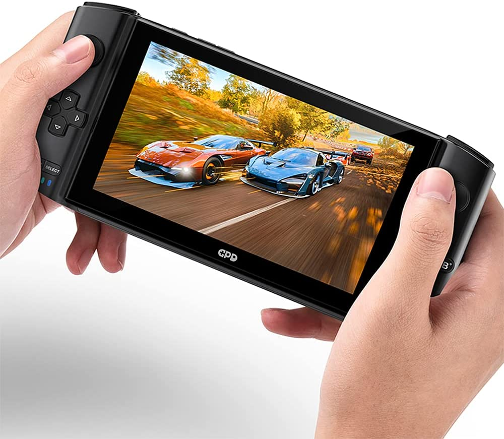 photo of Windows 10 handheld gaming PC now available for pre-order on Amazon image