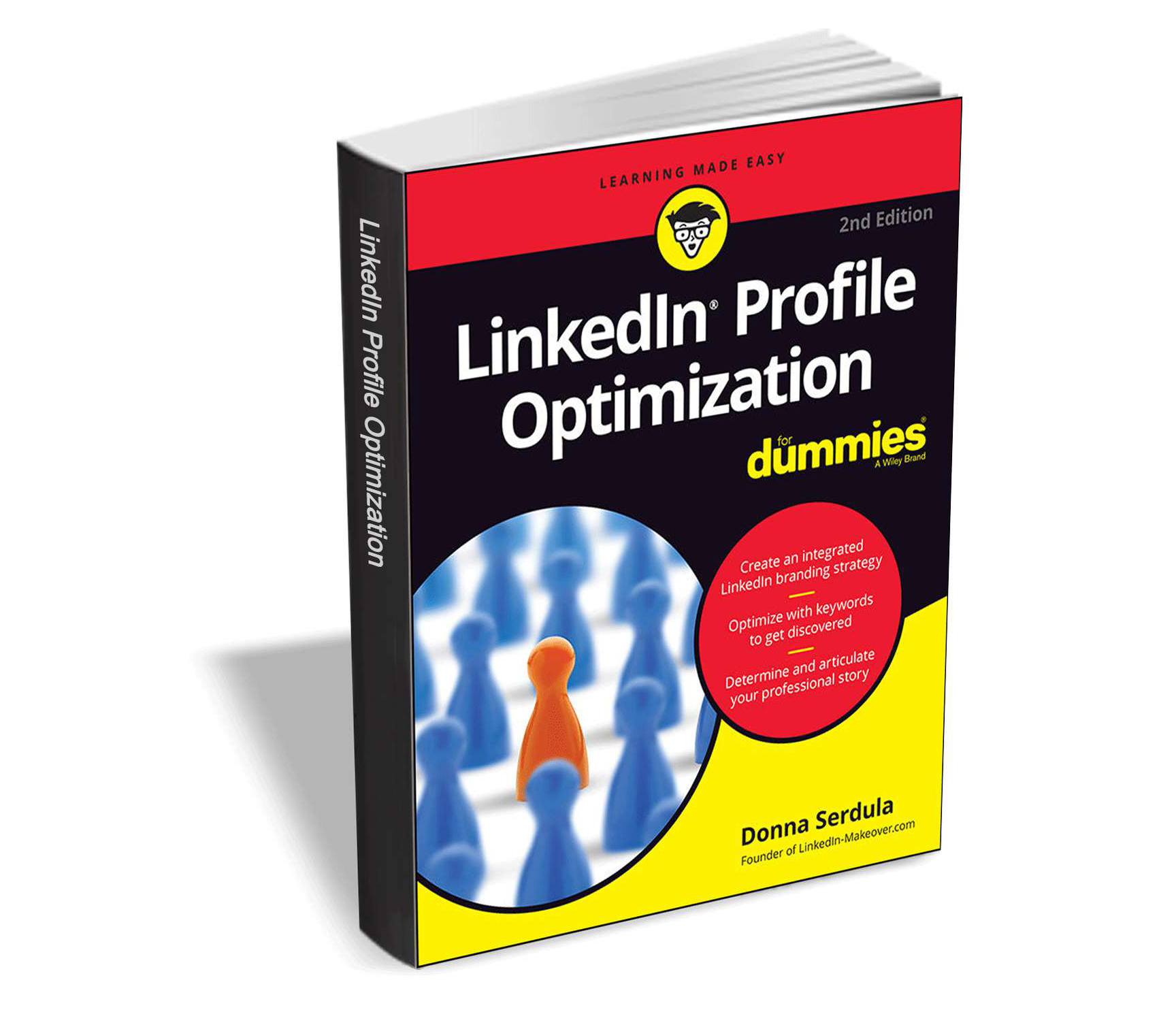 photo of Get 'LinkedIn Profile Optimization For Dummies, 2nd Edition' ($16 value) FREE for a limited time image