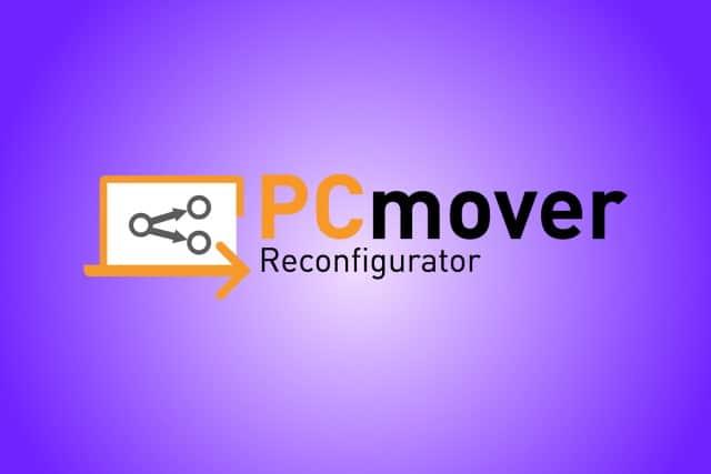 Laplink PCmover Reconfigurator