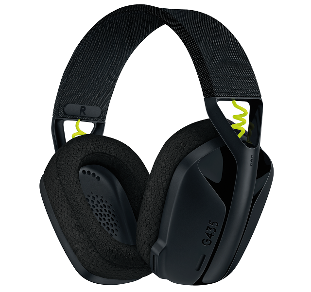 photo of Logitech G435 LIGHTSPEED Wireless Gaming Headset is both affordable and sustainable image