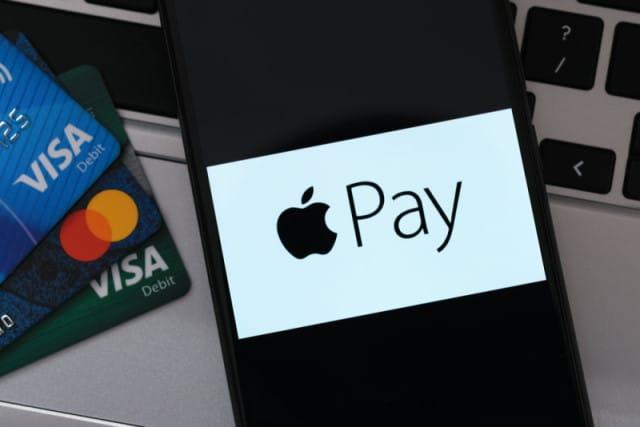 Apple Pay Visa cards