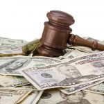 gavel money cash law