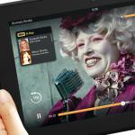 Kindle Fire HD Huger Games