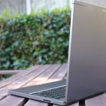 Chromebook Pixel back