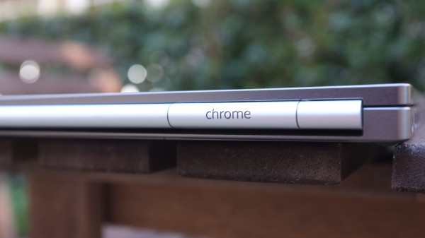 Chromebook Pixel logo