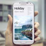 Galaxy S4 white