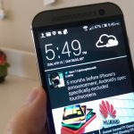 HTC One M8 and BlinkFeed