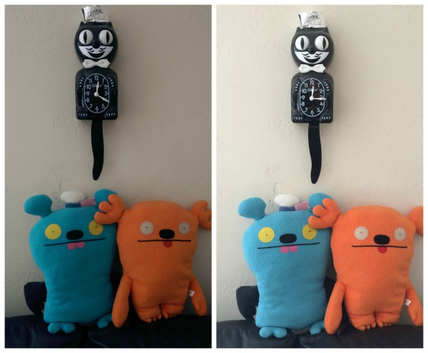 HTC One M8 vs iPhone 5s uglydolls
