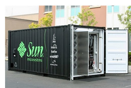 Sun Portable Datacenter