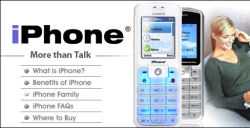 Linksys iPhone online banner