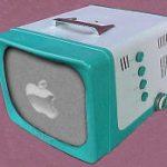 """Apple TV"" parody set (semi-original art by Scott Fulton)"