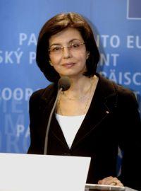 EU Commissioner Meglena Kuneva