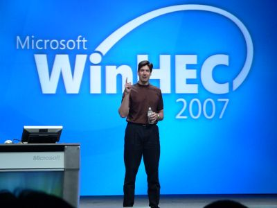 Microsoft SysInternals engineer Mark Russinovich