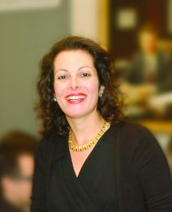 New York Law School Professor Beth Simone Noveck
