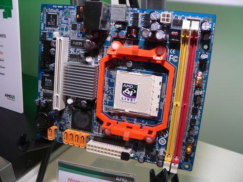 AMD's and Gigabyte's 'Churchill' reference design kit (RDK) board