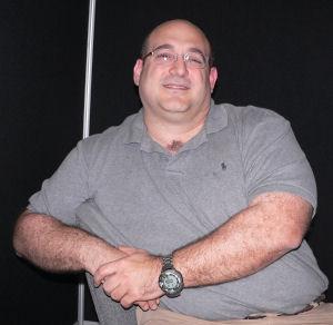 Microsoft senior technology specialist Thom Robbins