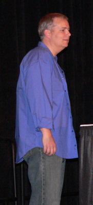 Microsoft's Security Technology Unit Director Jeffrey Jones