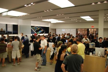 Apple Store Tysons