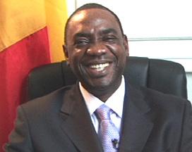 Zimbabwe Ambassador to the United Nations Boniface G. Chidyausiku