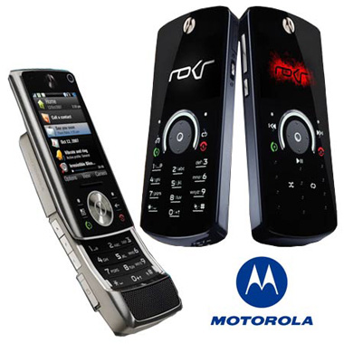 Motorola introduces ROKR E8 phone with iPhone-like touch ...