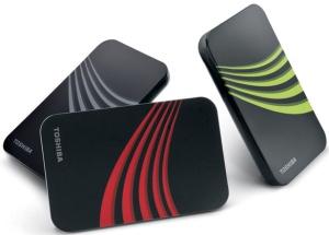 Toshiba's New Drives
