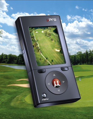 uPro's GPS card with fly-over videos of the terrain