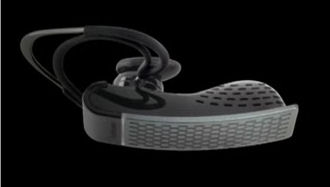 Jawbone's noise-cancelling Bluetooth headset