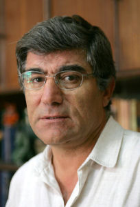 Slain Turkish journalist Hrant Dink