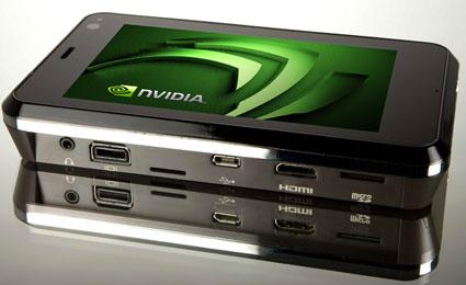 Nvidia handset