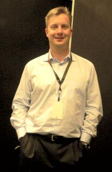 Microsoft Senior Director for Windows Server Marketing Bob Visse