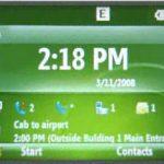 Windows Mobile 6.1 (1 of 3)