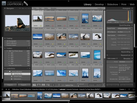 Lightroom 2.0