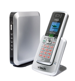 how to delete voicemail on vtech phone