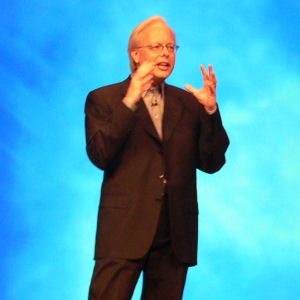 Microsoft Chief Software Architect Ray Ozzie speaking at TechEd 2006