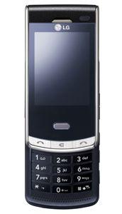 LG's slim, black carbon Secret video phone