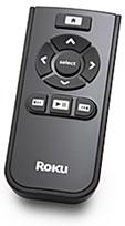 Roku Netflix remote