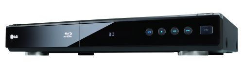 LG's BD300 Blu-ray disc console