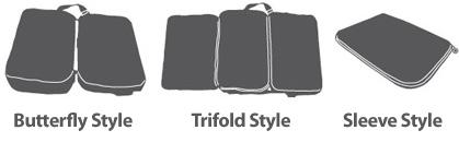 bags acceptable in TSA laptop-in screening