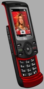 """Virgin Mobile's """"Helio-flavored"""" Shuttle handset"""