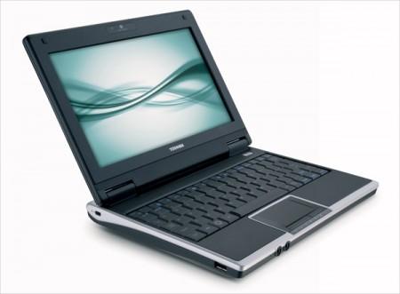 Toshiba Netbook