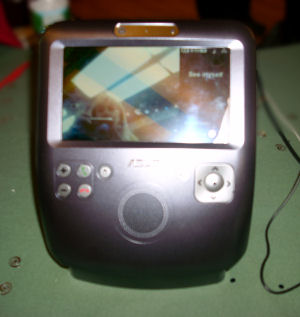Asus' new Skype phone