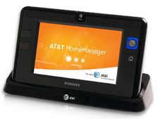AT&T and Samsung's HomeManager