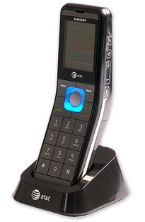 AT&T and Samsung's HomeManager Cordless Handset