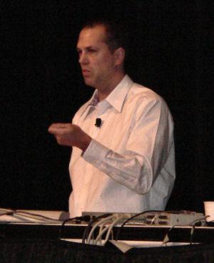 Steven Moreau, principal design manager, Microsoft