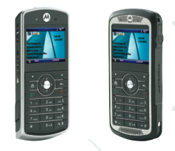 Motorola's TEAM VoWLAN handsets