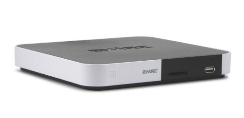 2wire's MediaPoint streaming media player, which will now be paired with Blockbuster's OnDemand service