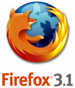 Firefox 3.1 logo